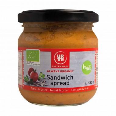 Urtekram Sandwich Spread Tomato