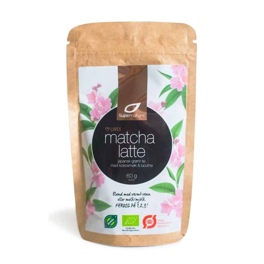 Supernature Matcha Latte