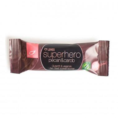 Supernature Superhero Carob Pecan