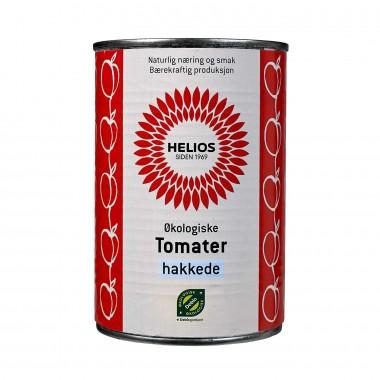 Helios Tomater Hakkede Økologisk