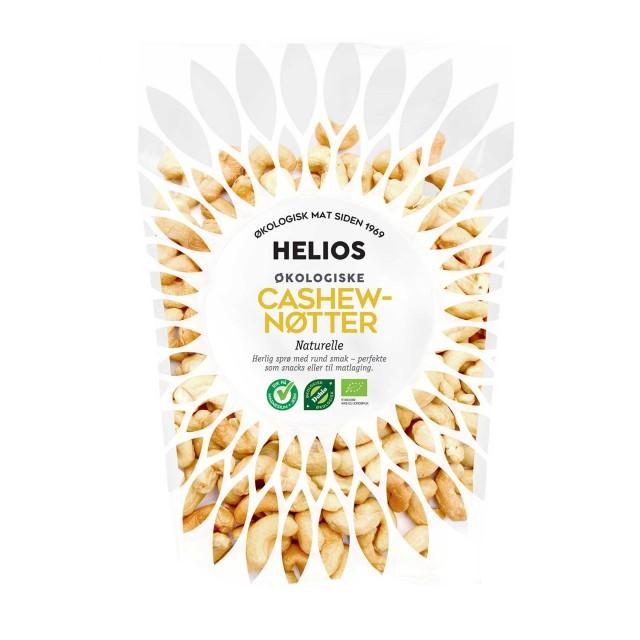 Helios Cashewnøtter Økologisk