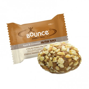 Bounce Energy Balls Apple Cinnamon
