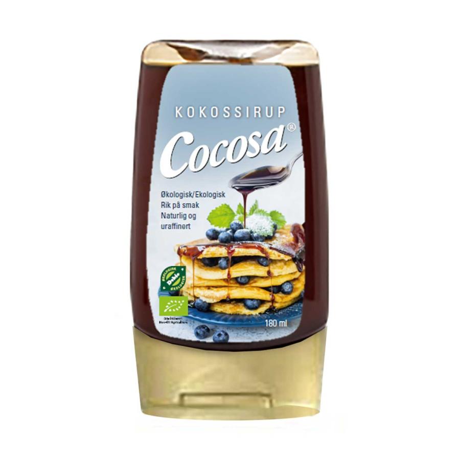 Cocosa kokossirup