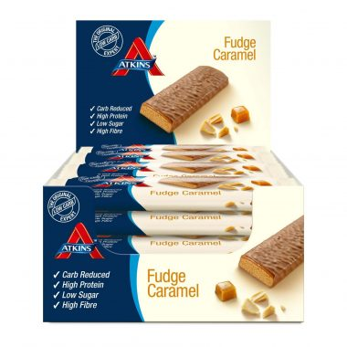 Atkins Advantage Fudge Caramel bar (16 stk)