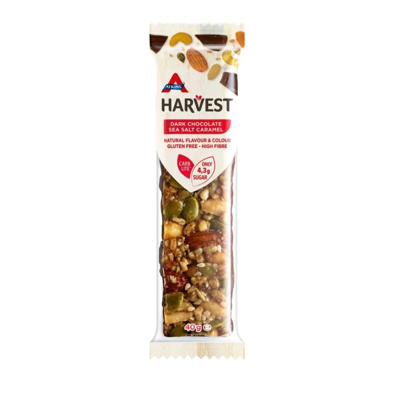Produktbilde Atkins Harvest Dark Chocolate