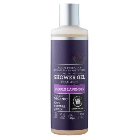 Produktbilde av Urtekram Lavender Shower Gel