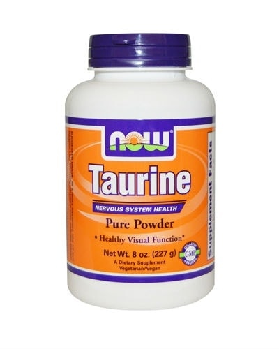 now_foods_taurin_powder