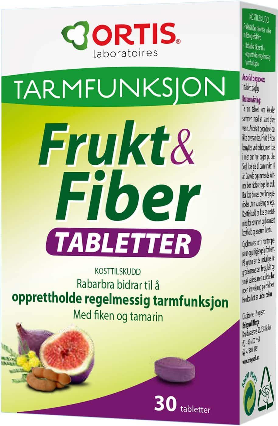 40059455_NOR_Frukt & Fibrer tabletter 30_NO_side-datagjord