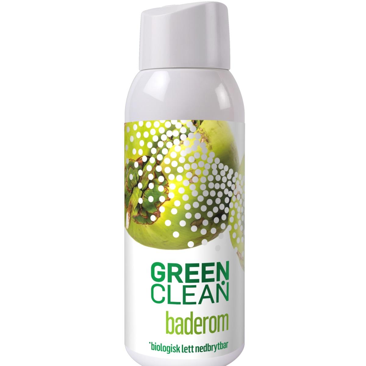 Green Clean Flairosol Refill bottle 500ml_Baderom