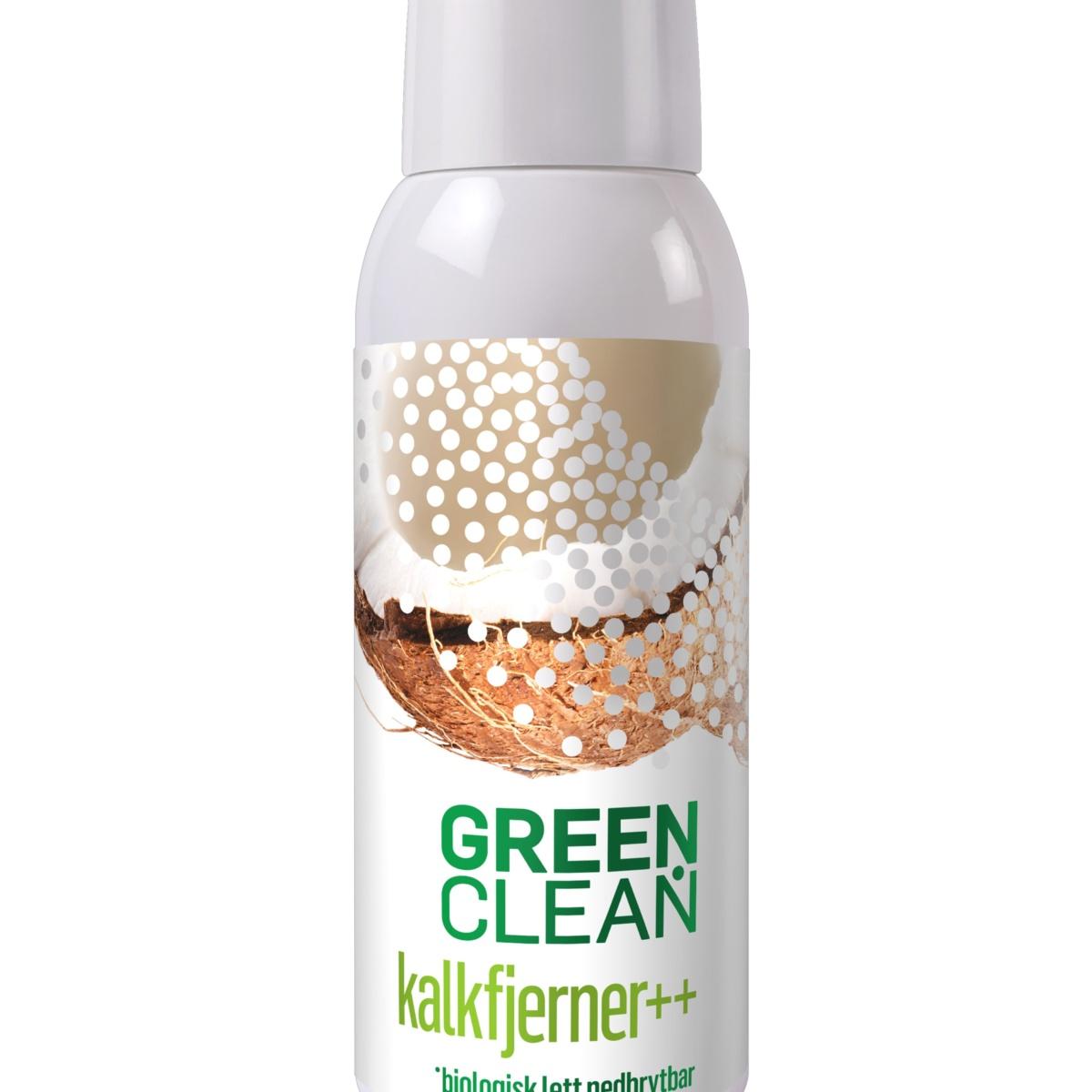 Green Clean Flairosol Refill bottle 500ml_Kalkfjerner